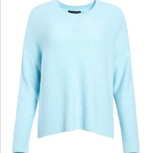Alice + Olivia Wool Cashmere Blend Sweater